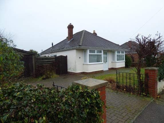 Thumbnail Bungalow for sale in Bury St Edmunds, Suffolk, .