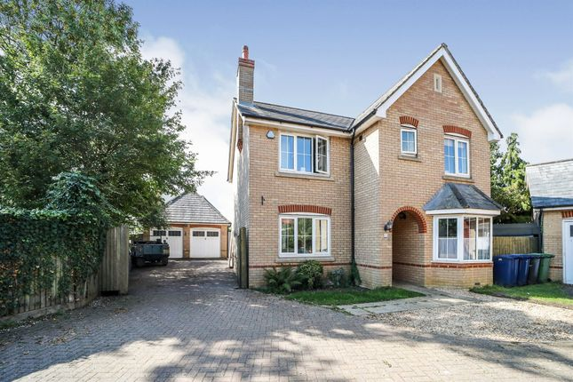 Thumbnail Detached house for sale in Kemmann Lane, Great Cambourne, Cambridge