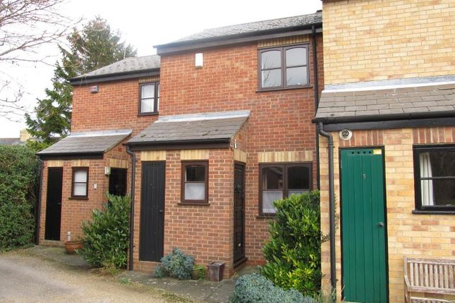 Thumbnail Terraced house to rent in Eyot Place, Oxford OX4 1Sa