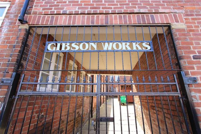 Gates of Gibson Works, Mary Street, Sheffield S1
