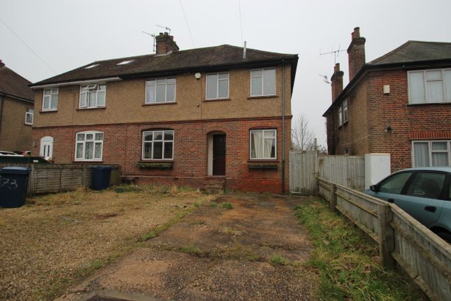Thumbnail Semi-detached house to rent in Eaton Avenue, High Wycombe