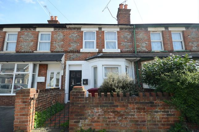 Thumbnail Terraced house to rent in Briants Avenue, Caversham, Reading