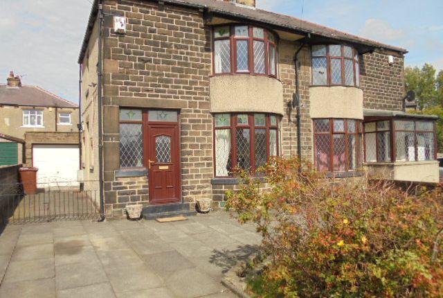 Thumbnail Semi-detached house to rent in Gain Lane, Bradford