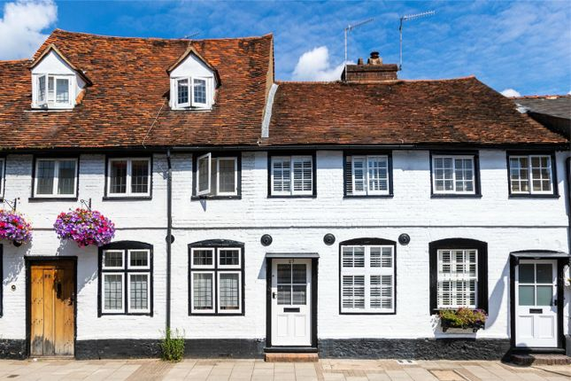 Thumbnail Cottage for sale in Orchard Close, St. Andrews Road, Henley-On-Thames