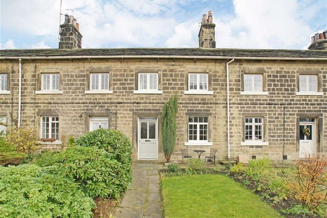 Thumbnail Terraced house to rent in Harrogate Road, Harewood, Leeds