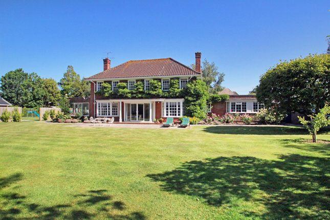 Thumbnail Detached house for sale in Angmering Lane, East Preston, Littlehampton