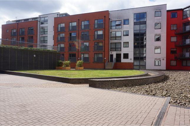 Thumbnail Flat for sale in 51 Sherborne Street, Birmingham
