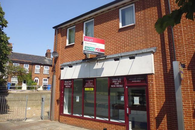 Thumbnail Retail premises to let in St. Augustines Gate, Aylsham Road, Norwich, Norfolk