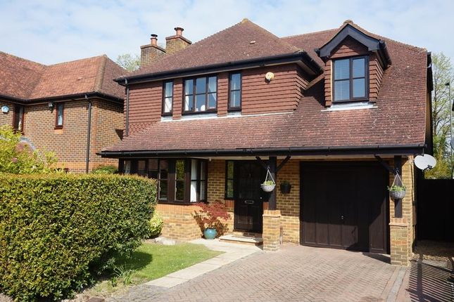 Thumbnail Detached house for sale in Hawthorn Close, Fir Tree Road, Banstead