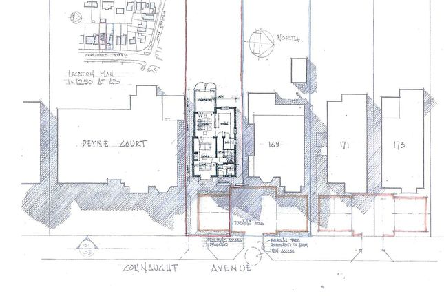 Potential Building Plot