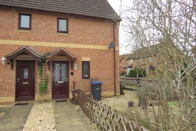 Thumbnail Property to rent in Water Mint Way, Calne