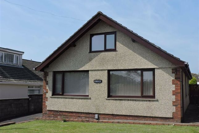 Thumbnail Detached bungalow for sale in Glasbury Road, Morriston, Swansea