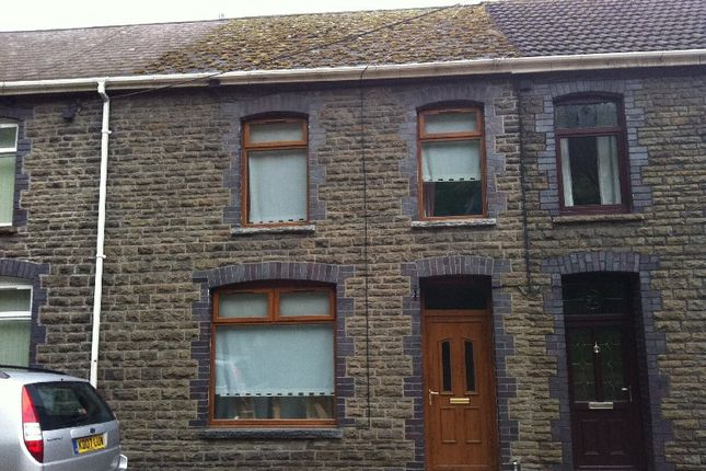 Thumbnail Terraced house to rent in Brytwn Road, Cymmer, Port Talbot, Neath Port Talbot.