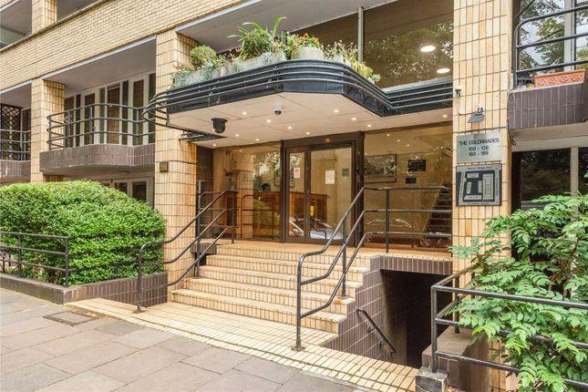 External of The Colonnades, 34 Porchester Square, London W2