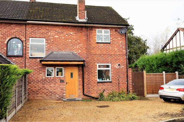 Thumbnail Cottage to rent in Tudor Road, Wilmslow