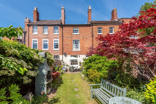 Thumbnail Terraced house for sale in Swan Hill, Shrewsbury