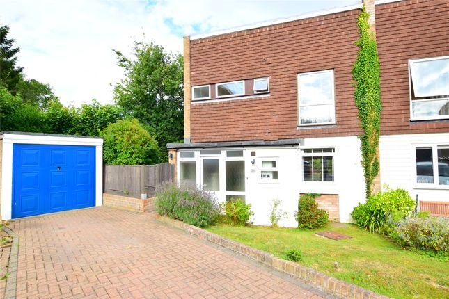 Thumbnail Semi-detached house for sale in Heskett Park, Pembury, Tunbridge Wells, Kent