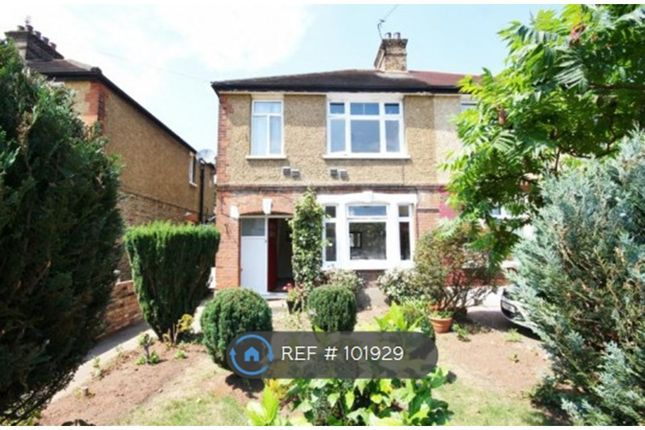 Thumbnail Semi-detached house to rent in Maswell Park, Hounslow