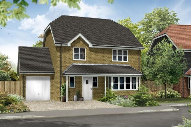Thumbnail Detached house for sale in Great Easthall Way, Sittingbourne