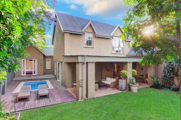 Town house for sale in 5 13th Ave, Parkmore, Sandton, 2196, South Africa