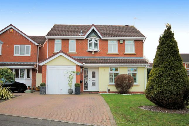 Detached house in  Lakeland Drive  Wilnecote  Tamworth  Birmingham