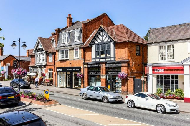 Thumbnail Flat for sale in Hermitage Parade, High Street, Ascot