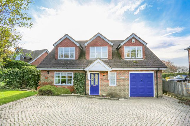 Thumbnail Detached house for sale in Punnetts Town, Heathfield