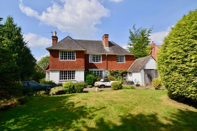 Thumbnail Detached house for sale in Abbotswood, Greenhill, Evesham