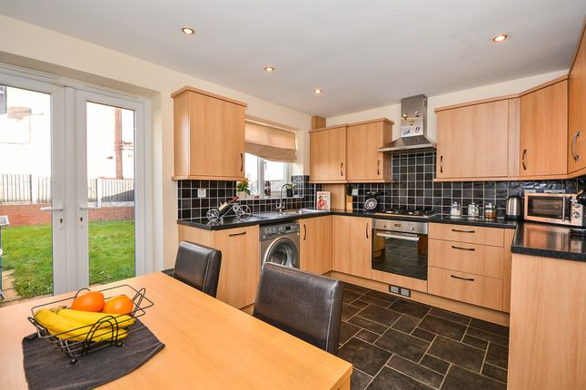Thumbnail Semi-detached house for sale in Broomhill Lane, Mansfield