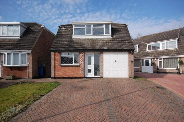 Thumbnail Property to rent in Oadby Rise, Sunnyhill, Derby