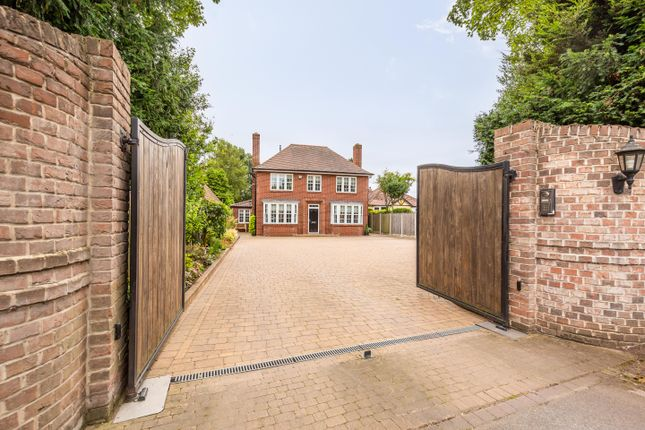 Thumbnail Detached house for sale in 166 Thorne Road, Edenthorpe, Doncaster