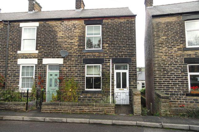 Thumbnail End terrace house to rent in Pot House Lane, Stocksbridge, Sheffield