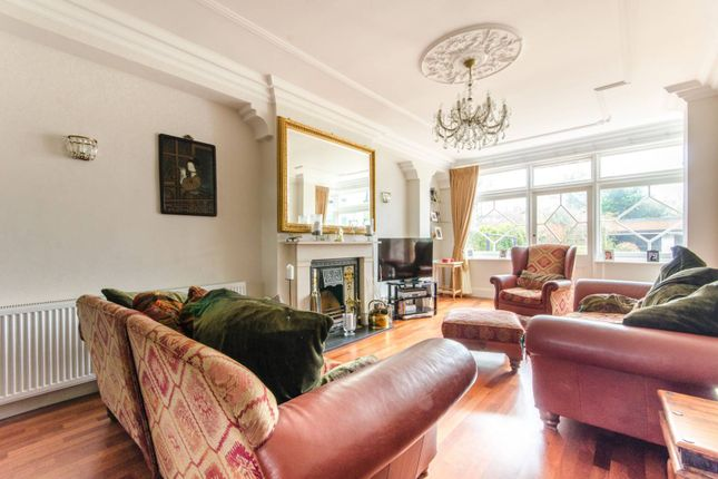 Thumbnail Semi-detached house for sale in Torrington Park, North Finchley, London
