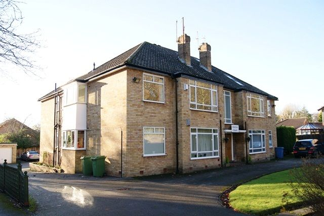 Thumbnail Flat to rent in Allerton Road, Allerton, Liverpool