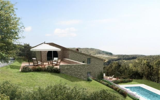 3 bed country house for sale in Pietrafitta, Castellina In Chianti, Tuscany, Italy