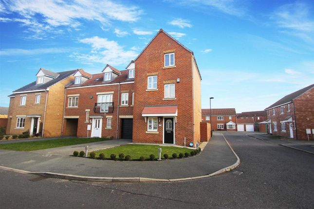 Thumbnail Semi-detached house to rent in Greenrigg Place, Shiremoor, Newcastle Upon Tyne
