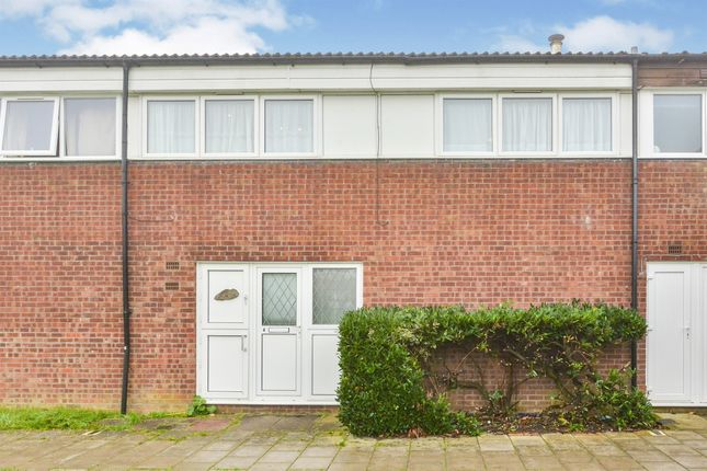 3 bed terraced house for sale in Wainers Croft, Greenleys, Milton Keynes MK12