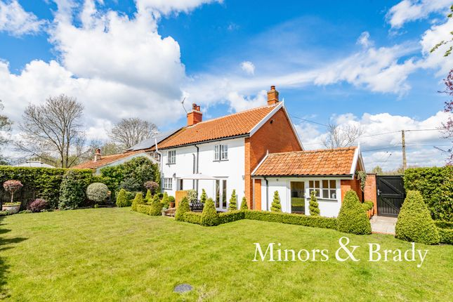 3 bed semi-detached house for sale in Caudle Springs, Carbrooke, Thetford IP25