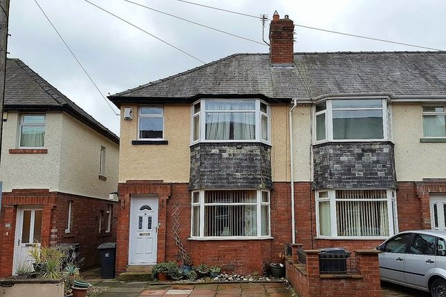 Thumbnail Terraced house to rent in Crummock Street, Carlisle