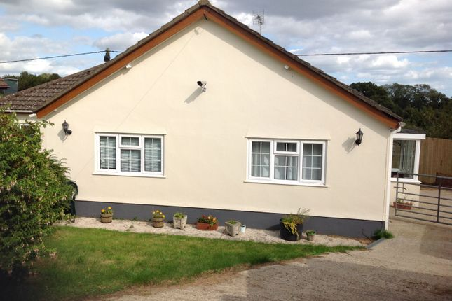 Thumbnail Detached bungalow for sale in Middle Road, Lytchett Matravers, Poole