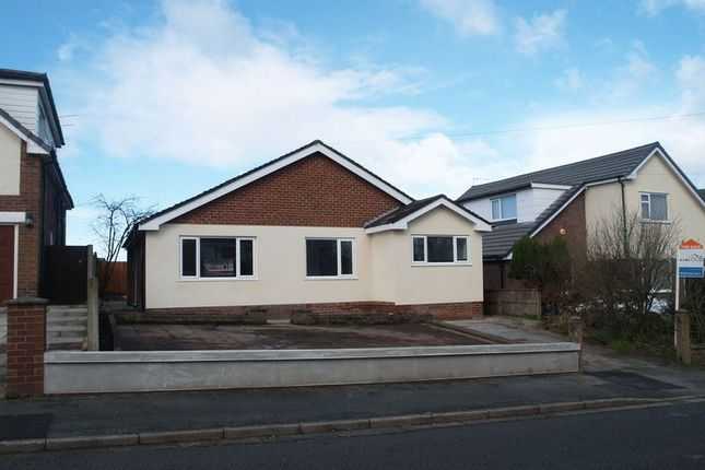 Thumbnail Detached bungalow for sale in Wimbrick Crescent, Aughton, Ormskirk