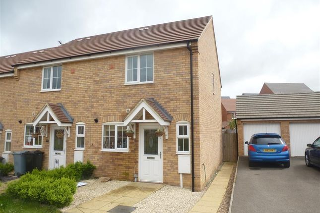 Thumbnail End terrace house to rent in Kedleston Road, Grantham