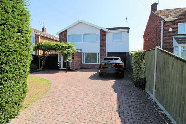 Thumbnail Detached house for sale in Bishops Walk, Gunton St Peters
