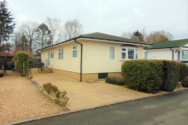 Thumbnail Mobile/park home for sale in Duniers Drive, Broadway