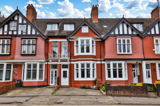 Thumbnail Terraced house for sale in Fairoak Road, Roath Park, Cardiff
