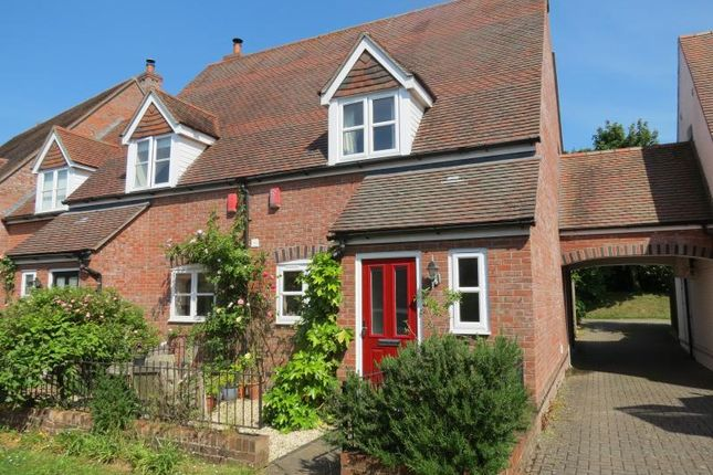 Thumbnail Semi-detached house to rent in Granary Road, Great Bedwyn