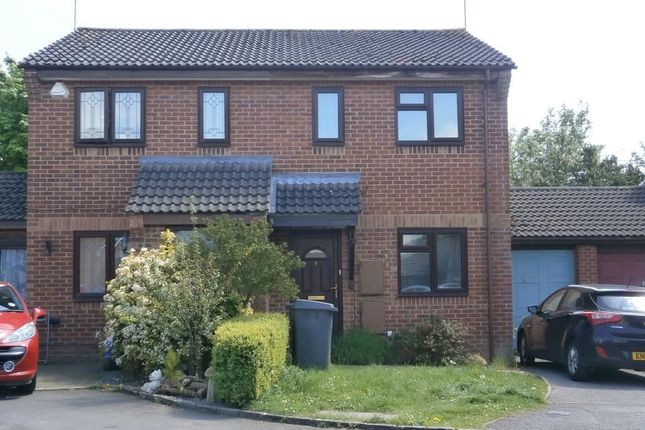 2 bed semi-detached house to rent in Millstream Close, Andover