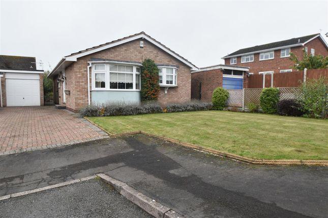 Thumbnail Detached bungalow for sale in Arkle Close, Droitwich