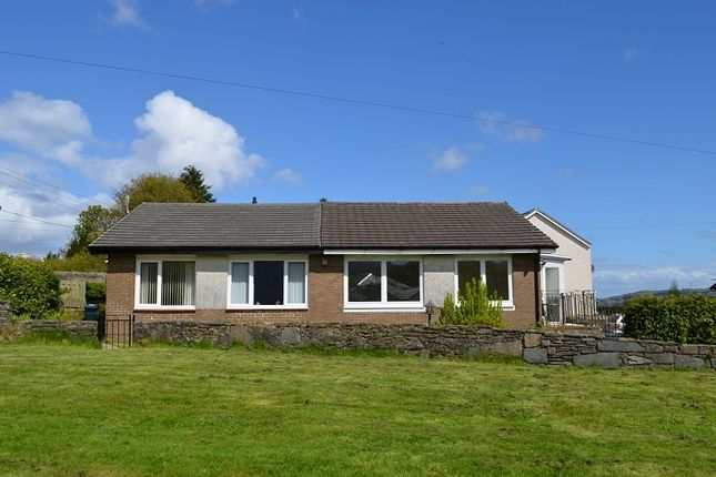 Thumbnail Bungalow for sale in Dhailling Road, Dunoon, Argyll And Bute