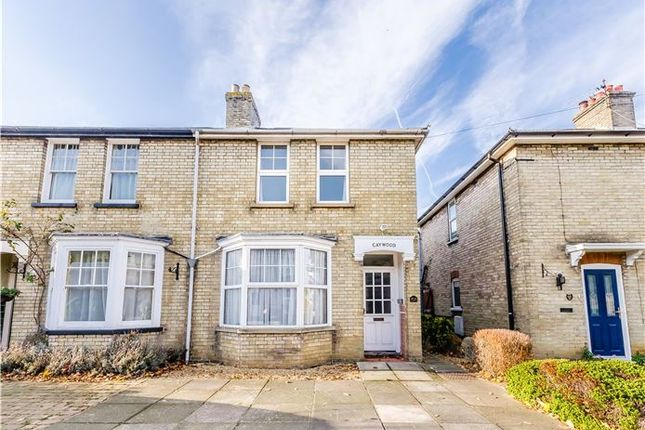 Thumbnail Semi-detached house for sale in Downham Road, Ely